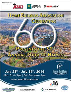 2016 Home Builders Association Tour of Homes